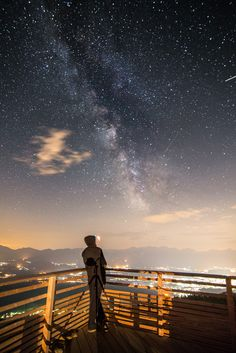The City Limit by Michael Stabentheiner on 500px     thk::::::::::::::::::Milky way above the austrian city called Villach (Austria / Carinthia) was not that easy to capture the milky way because of the big light pollution.
