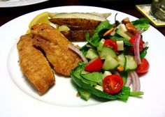 Fish and Chips..FODMAP