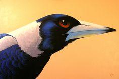 """The Pointy End"" by Australian Artist Harry Pidgeon. Buy art online at CooksHillGalleries.com.au. ARTAFFAIR.COM.AU"