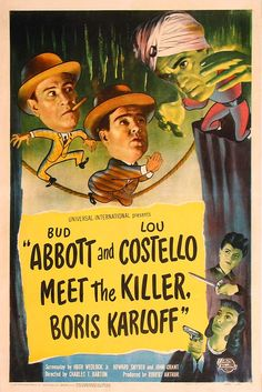 abbott costello meet frankenstein full movie