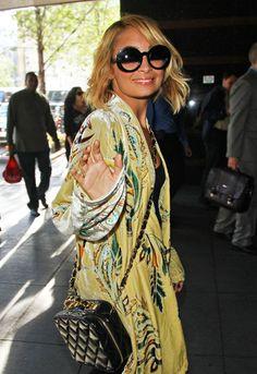 Chanel Quilted Box Shoulder Bag