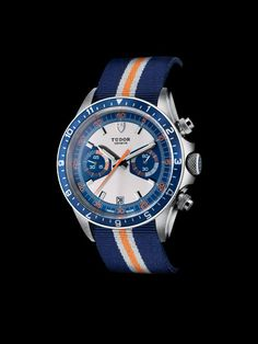 Tudor Heritage Chrono Blue - Official Tudor Website