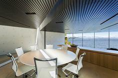 Cliffside Ocean Residence Dramatically Adapted to an Irregular Terrain: Tula House 14