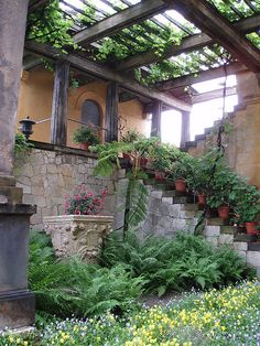 This is what the outside of my Italian home should look like . . .