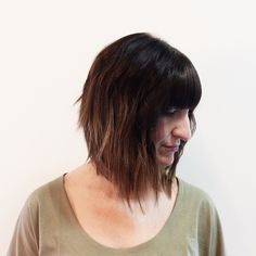 The messy bob, beautiful and simple
