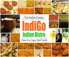 #‎LunchBuffet‬ ‪#‎IndianRestaurant‬ @ ‪#‎IndiGoIndianBistro‬ (9/6) Indian Lunch Buffet - Lunch Box - Gluten Free Friendly Menu - www.IndiGo-Bistro.com #IndiGoIndianBistro ‪#‎ManchesterCT‬ ‪#‎IndianFood‬ #IndianRestaurant  Sunday Lunch Buffet : Appam App : Iddli, Masala Vada, Sambar, Vegetable Stew Rice : Vegetable Biryani Tandoor : Coconut Tikka Kebab Chicken : Chicken Tikka Masala, Chicken Do Pyaza Fish : Fish Cutlet Egg : Egg Chettinad Vegetable : Broccoli Carrot Porriyal, Baigan Mutter…