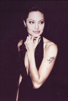 Angelina Jolie The most beautiful woman ALIVE!!! I'll meet you one day promise! ^.~