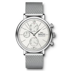 IWC Portofino Chronograph Automatic Steel (IW391009) Iwc Watches b62de095f47f