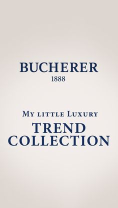 Discover sophisticated watches and exquisite jewellery by the Swiss jeweller and watch manufacturer Bucherer.