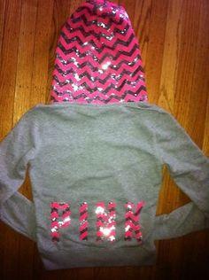 Cute VS hoodie <3