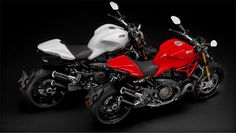 EICMA 2013 : 2014 Duacti Monster 1200 & 1200 S Unveiled