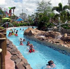 There are many favorite rides of the many visitors that come through the gates but one that stands out is the Roa's Rapids. You can get ready for a white water experience that is unique to Aquatica.  #roasrapids #aquatica