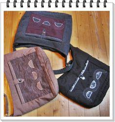 textil táskák (patchwork)