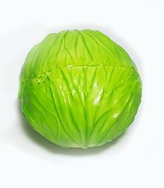 ARTIFICIAL VEGETABLES FINE HAND MADE ' GREEN CABBAGE ' D.I.Y. QUALITY *** Be sure to check out this awesome product.