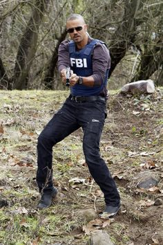 Still of Shemar Moore in Criminal Minds