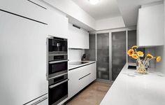 Apartments in Miami, kitchen