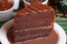 Torta Mousse de Chocolate y Manjar