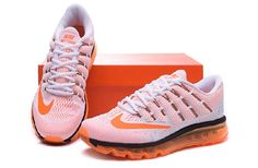 on sale 2e2d1 6e019 Hot Special Nike Air Max 2016 Black Orange Vit Till Salu p  salu, nya