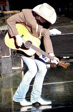 Dwight Yoakam born in Pikeville, Kentucky, country singer.