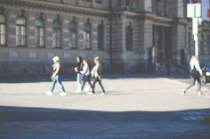 People walking by LarisaDeac on Walking By, Walking People, Walk On, Photo Art, Street View, Stock Photos, Sony, Photography, Photograph