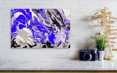 Jenny Rainbow Fine Art Photography Acrylic Print featuring the photograph The Rivers Of Babylon. Abstract Fragment 1 by Jenny Rainbow Fragment 1, Fine Art Prints, Framed Prints, Printed Materials, Rivers, Fine Art Photography, Home Art, Rainbow, Wall Art