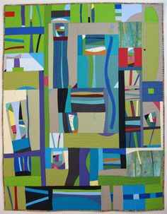 Pam Beal Art Quilts: GALLERY