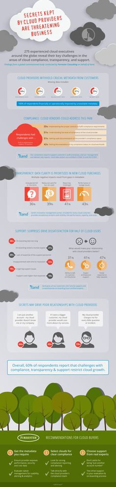 Secrets kept by cloud providers are threatening business according to independent global survey commissioned by iland