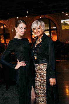 Veronika Voronova - Marketing Manager @The House of Roosevelt, Shanghai (Bielarus) & Iraida Florea - creative director@IFF