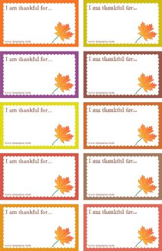 great idea for harvesting an attitude of gratitude