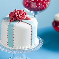 cakes decorado sencillo