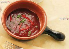 Sos paprykowo-pomidorowy