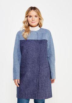 Пальто Grand Madam выполнено из мягкого драпового материала с высоким содержанием шерсти. Модель прямого кроя. Детали: круглый вырез, застежка на кнопки, два кармана, длинные цельнокроеные рукава, гладкая текстильная подкладка.