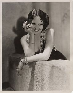 Thelma Todd - Publicity shot for Her Man (1930)