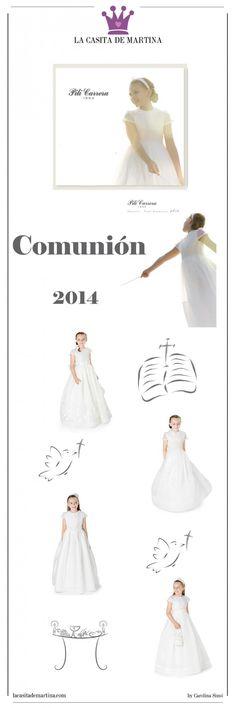 ♥ La nueva colección de moda infantil y los Trajes de Comunión 2014 de PILI CARRERA ♥ : ♥ La casita de Martina ♥ Blog de Moda Infantil, Moda Bebé, Moda Premamá & Fashion Moms