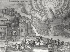 Phillip Medhurst presents Bowyer Bible print 3928 The parable of the sheep and the goats Matthew 25:31 Borcht on Flickr. A print from the Bowyer Bible, a grangerised copy of Macklin's Bible in Bolton Museum and Archives, England.
