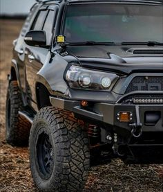 """9 Beast Toyota SUV You Would Love Off Roading! Expect new levels of innovation and legendary reliability from Toyota SUV models. See which luxury Toyota SUV has redefined \""""roughing it\"""". Toyota 4runner Trd, Toyota 4x4, Overland 4runner, Toyota Trucks, Toyota Cars, Ford Trucks, Lifted 4runner, Tacoma Toyota, Toyota Tundra"""