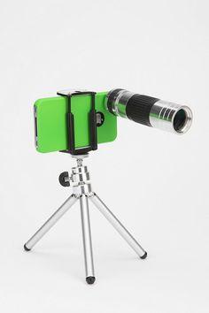 Polaroid 16X & 220X Zoom Lens iPhone 5 Case #urbanoutfitters