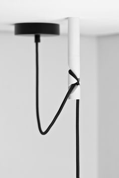 Skilfully shaped and cast by hand, the Little Bishop holds your cable hung light fittings in saintly style. Made by Antony Richards from Hunter & Richards in Melbourne, Australia. Up now on Kickstarte(Kickstarter Products)