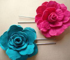 queenplinker: Leather rose tutorial