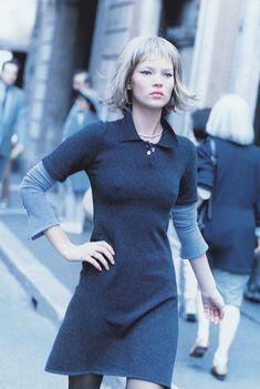 Peter Lindbergh 1994 Harper's Bazaar