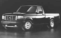 Used 1994 Ford F-150 SVT Lightning Regular Cab Pricing & Features ...