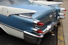 1959 #Dodge #Coronet Tail Fin #coolcars QuirkyRides.com