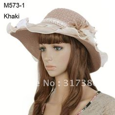 fashionable feelinging ladies fashion hats | ... Women Wide Brim Hats Beach Big Sun Hat Cloche Caps Ladies Bucket Hats