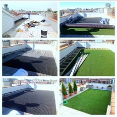 Green Roof Drainage System AirDrain! Nothing else comes close!