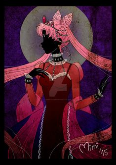 .crystal black lady by mimiclothing.deviantart.com on @DeviantArt