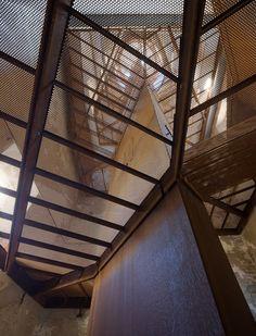 JaJa Architects, Bessards' Studio · Rubjerg Knude Lighthouse