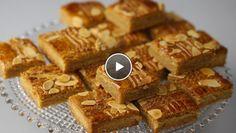 Boterkoek - Rudolphs Bakery | 24Kitchen Dutch Cookies, Cake Cookies, Cupcakes, Dutch Recipes, Sweet Recipes, Baking Recipes, Rudolfs Bakery, Great Desserts, Dessert Recipes