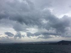 2017년6월 6일의 하늘 #sky #cloud
