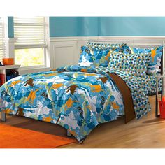 Extreme Sports Ultra-soft Seven-piece Bed-in-a-bag with Sheet Set   Overstock.com Shopping - The Best Deals on Teen Bedding