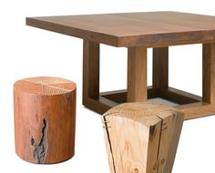 Rotsen Furniture's Home - AMAZING wooden furniture!!!